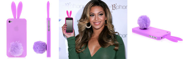 beyonce iPhone 4 bunny cases