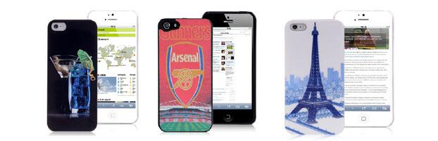 iPhone 5 new cases