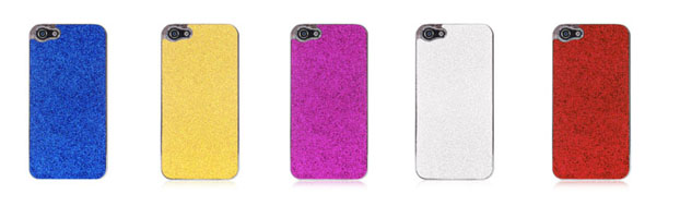 shining iPhone 5 cases
