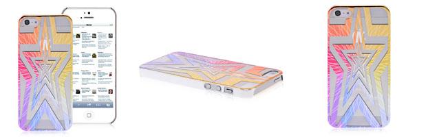 iPhone 5 Stars Case