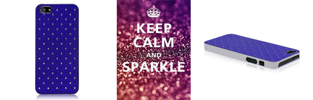 Sparkling iPhone 5 Cases