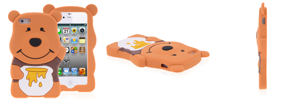 Winnie Bear iPhone 5 Case