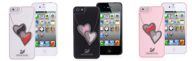 iPhone free heart cases