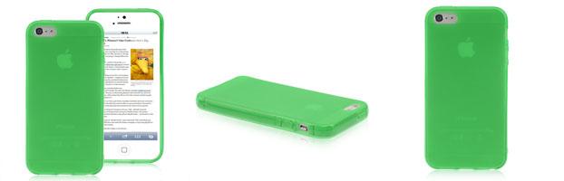 iPhone 5 Light Green Case
