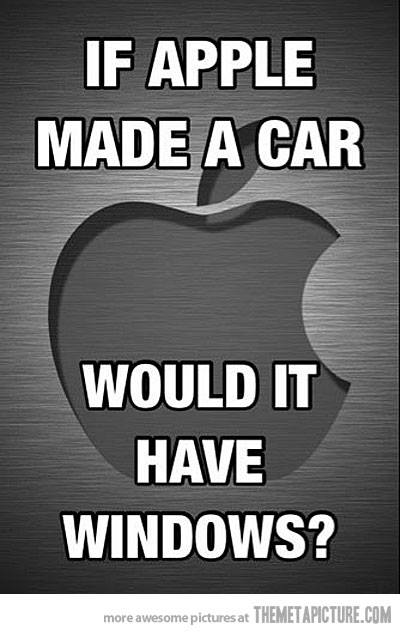 apple car windows