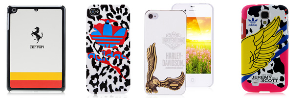 Famous Logo Brands Cases for Smartphone