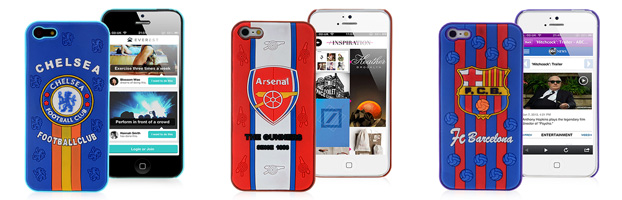 isupport football iphone 5 cases