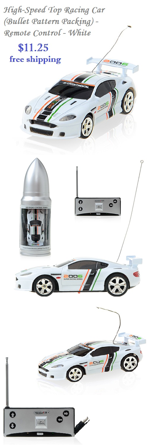 racing car remote control toy