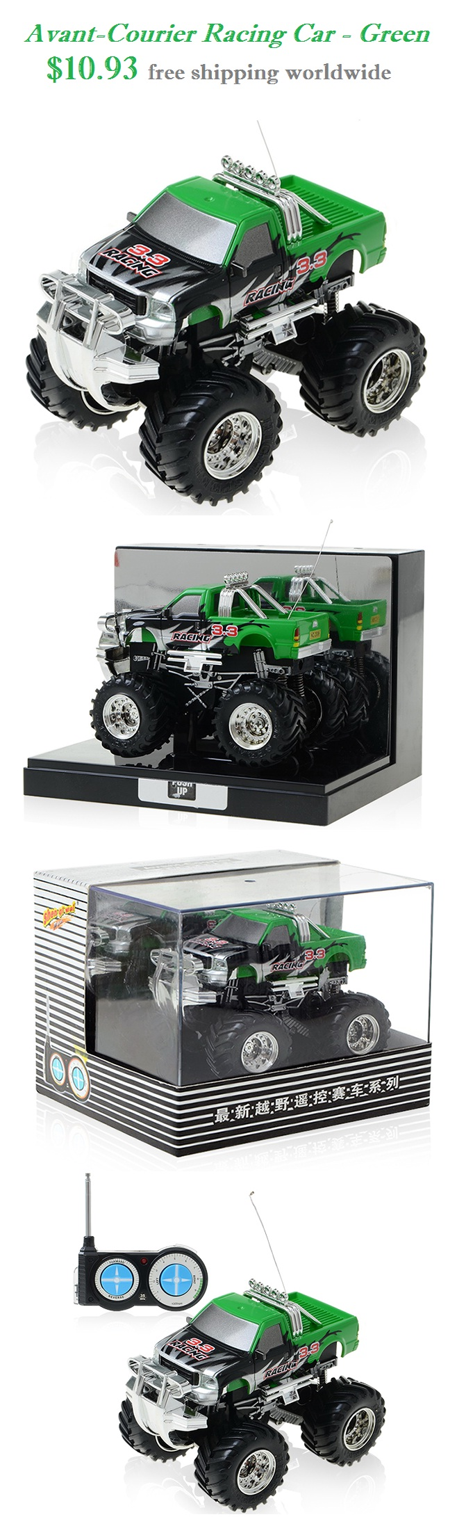off road car remote control toy