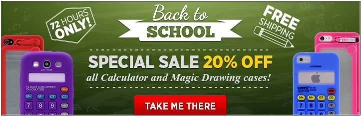 back to scholl 20% off discount