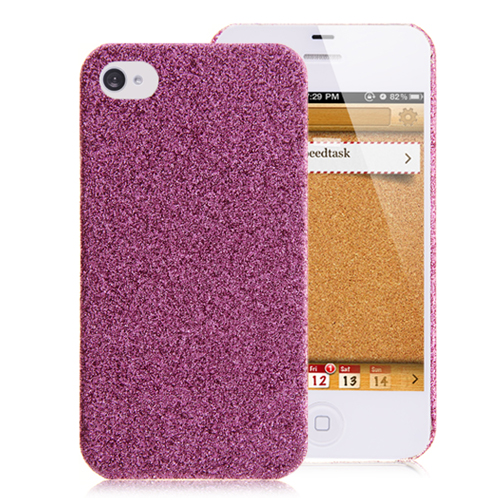 Shimmers iPhone 4/4S Case - Pink
