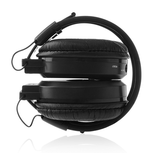 High Quality Soft Over Ear Headphones - Grey