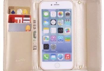 Top iPhone 6 Wristlet Cases